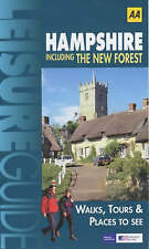 Hampshire: Including the New Forest (Ordnance Survey/AA Leisure Guides)-Helen L