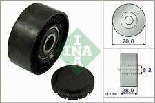 INA 532 0468 10 DEFLECTION/GUIDE PULLEY V-RIBBED BELT