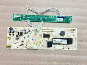 GE Dishwasher Electronic Control Board Assembly WD21X10504
