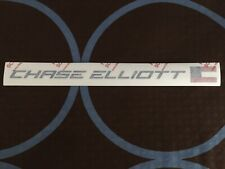 Chase Elliott Name Rail Decal Namerail Hendrick Blue Unused Brand New Sticker