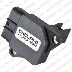 Mass Air Flow Sensor MAF for VOLVO V70 2.4 2.5 3.2 BW SW Bi-Fuel Petrol Delphi