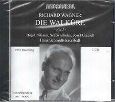 WAGNER - DIE WALKURE - ACT 1 - NILSSON - SVANHOLM - SCHMIDT-ISSERSTEDT - 1953