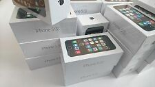 Apple IPhone 5S - NEW - Space Grey 16GB Factory Unlocked Smartphone Sealed Box
