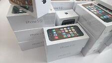 Apple IPHONE 5S-NUOVO-GRIGIO SIDERALE 16GB Sbloccato DI FABBRICA SMARTPHONE BOX SIGILLATO