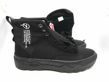 Vans Sentry WC Black/Black Size 8.5