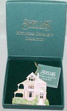 Shelia'S Drayton House Charleston Sc Ornament 1995 Or003