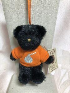 Boyds Bear Mini Message Bear Ornament ~ Hershey Kiss Bear