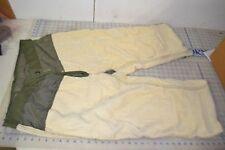 NOS pants liner M1951 wool vintage M51 korean era military frieze medium