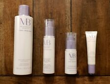Meaningful Beauty Set Cleanser Day Creme Glowing Serum Lifting Eye Creme SEALED