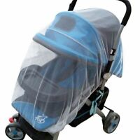 Baby Carriage Mosquito Net Insect Full Cover Baby Stroller Bed Anti-Mosquito Net
