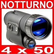 VISORE NOTTURNO NEWTON mod. Vivid 4x50 - nuovo con GARANZIA