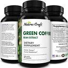 Powerful Green Coffee Bean Supplement - Fat Burning Diet Pills for Men & Women