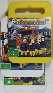 Fireman Sam - X 3 - Fields of Fire - Region 4 - Preowned - Sent Tracking (D19)