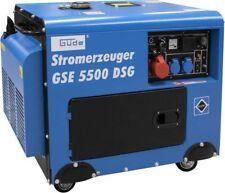 Güde Stromerzeuger GSE 5500 DSG Stromgenerator Notstromaggregat