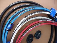 PAIR 700 x 23c Michelin Dynamic Sport Road Racing Tyre Bicycle Bike Cycle