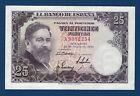 25 PESETAS 1954. SERIE A. EBC+