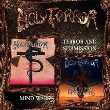 Holy Terror - Terror And Submission (NEW VINYL LP)