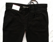 Linen Blend Other Casual Trousers Size Petite NEXT for Women