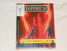 NEW Imperium Amiga 500 1000 2000 Game SEALED Electronic Arts EA emperium Rare