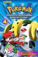 Pokmon: Diamond and Pearl Adventure!, Vol. 4 Pokemon