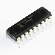 10PCS PIC16F88-I/P PIC16F88 IC MCU 8BIT 7KB FLASH DIP-18 NEW