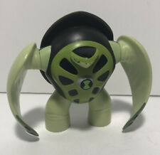 "Ben 10 TERRASPIN Turtle Omniverse Cartoon Network 2010 Bandai 4"" Action Figure"
