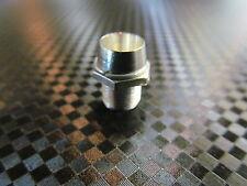 5mm Chrome LED Bezel / 5mm Chrome LED Holder - Qty. 10 - Free Shipping, USA