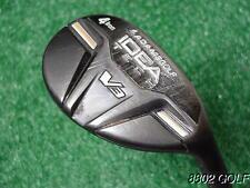 Adams Idea Black V3 4 Iron Hybrid  Bassara 60 gram Graphite Regular