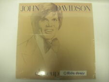 Closeup John Davidson 1982 Accord Records (Brand new sealed)