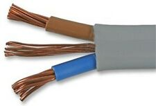 TWIN AND EARTH CABLE 6242Y 10MM - 3MT PRE CUT PC -SUITABLE FOR COOKERS & SHOWERS