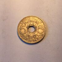 5 Centimes Lindauer 1936 N1