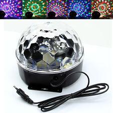 18W LED RGB DJ Club Disco Party Magic Ball Crystal Effect Light Stage Lighting