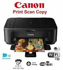 Canon PIXMA Wireless Office All-in-One Printer Copier Scanner Fax