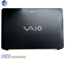 SONY SVF151 SVF152 LCD Rear Lid Back Cover Top Shell Black Non-Touch 3FHK9LHN000