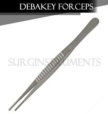 """DEBAKEY ATRAUMATIC ARTERY FORCEPS CLAMP 8"""" ENT SURGICAL INSTRUMENTS"""