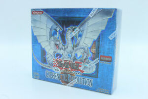 Yu-Gi-Oh! Cybernetic Revolution Booster Box (Sealed, First Edition)