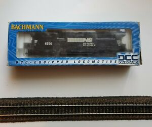 60441 BACHMANN HO GP 50 #6556 DIESEL LOCO DC - DCC EQUIPPED NORFOLK AND SOUTHERN
