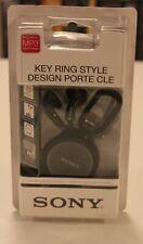 Sony MDR-KE30LW - Keyring Style Headset *Factory Sealed*