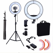 Photo Studio lighting 180PCS LED Ring Light 5500K Camera Phone Lighting Tripod