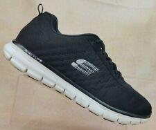 aabf2dc8c61 Skechers Black Burst Memory Foam Sport Training Sneaker 59954H Men's 12 /  EUR 46