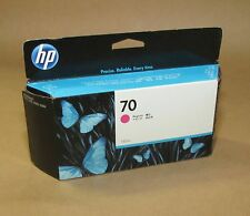 HP 70 Magenta 130ml Original Ink Cartridge, C9453A for z3100 z3200