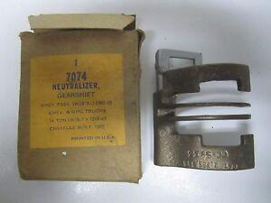 60-65 Chevelle Chevrolet GMC Gearshift Neutralizer NORS 7074