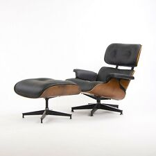 1970's Herman Miller Eames Lounge Chair & Ottoman Rosewood 670 671 New Cushions