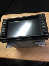 2008-12 Kia Sedona Satellite Navigation Radio 96560-4D950 OEM AM/FM/MP3/SiriusXM