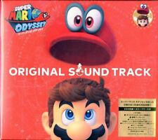 OST-SUPER MARIO ODYSSEY-JAPAN 4 CD+BOOK L08