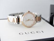 NEW Gucci G-Timeless Swiss Quartz Small Women's Watch YA126564