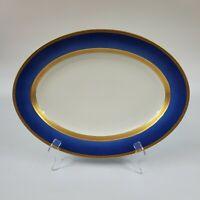 """Faberge Athena 14.5"""" Oval Serving Platter"""