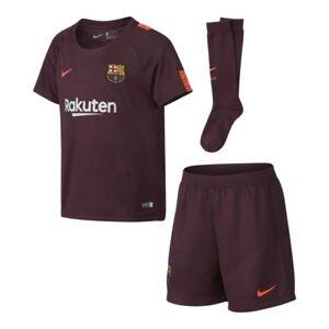 Nike Barcelona Official 3rd kids Full Kit nike 847353 683