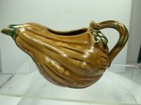 Gourd Creamer Small Pitcher Gravy Colin Cowie JC Penney Home Collection