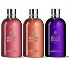 Molton Brown 300ml 3 Piece Body Wash Collection For Women Unboxed